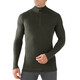 Smartwool M's Midweight 250 Zip T Olive Htr